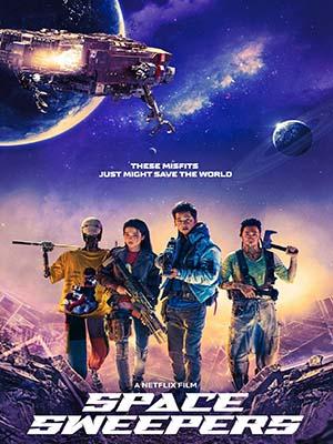 km192 : ซีรีย์เกาหลี Space Sweepers ชนชั้นขยะปฏิวัติจักรวาล (2021)DVD 1 แผ่น
