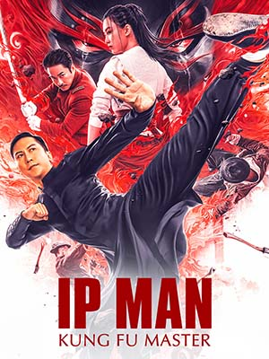 cm347 : Ip Man: Kung Fu Master (2019) DVD 1 แผ่น