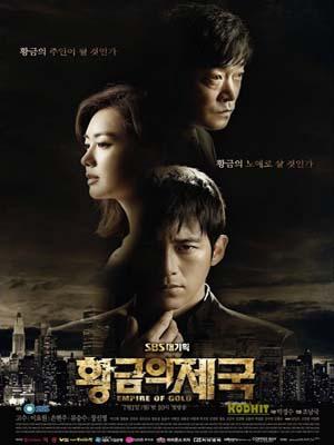 krr1006 : ซีรีย์เกาหลี Empire of Gold (ซับไทย) DVD 6 แผ่น