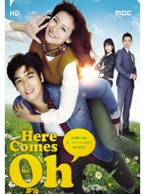 krr1518 : ซีรีย์เกาหลี Here Come Mr.Oh เขยซ่าส์ท้าเขยแสบ (พากย์ไทย) DVD 16 แผ่น
