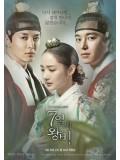 krr1520 : ซีรีย์เกาหลี Queen For Seven Days / Seven Days Queen (ซับไทย) DVD 5 แผ่น