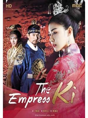 krr1525 : ซีรีย์เกาหลี Empress Ki กีซึงนัง จอมนางสองแผ่นดิน (พากย์ไทย) DVD 13 แผ่น