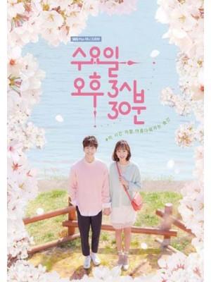 krr1536 : ซีรีย์เกาหลี Wednesday 3:30 PM (Mini-Series) (ซับไทย) DVD 2 แผ่น