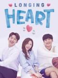 krr1594 : ซีรีย์เกาหลี Longing Heart (ซับไทย) DVD 3 แผ่น