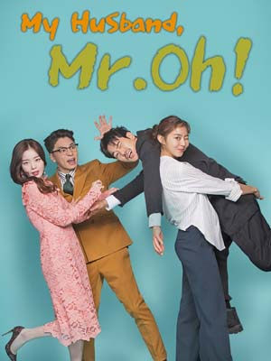 krr1627 : ซีรีย์เกาหลี My Husband, Mr. Oh! (ซับไทย) DVD 6 แผ่น