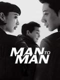 krr1635 : ซีรีย์เกาหลี Man to Man สุภาพบุรุษสายลับ (พากย์ไทย) DVD 4 แผ่น