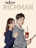 krr1642 : ซีรีย์เกาหลี Rich Man (ซับไทย) DVD 4 แผ่น