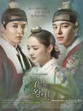 krr1664 : ซีรีย์เกาหลี Queen for Seven Days 7 วัน บัลลังก์ราชินี (พากย์ไทย) DVD 5 แผ่น