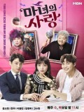 krr1665 : ซีรีย์เกาหลี Witch's Love (ซับไทย) DVD 3 แผ่น