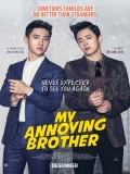 krr1743 : ซีรีย์เกาหลี My Annoying Brother คุณพี่ชายสุดที่รัก (พากย์ไทย) DVD 1 แผ่น