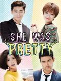 krr1755 : ซีรีย์เกาหลี She Was Pretty รักสุดใจ ยัยลูกเป็ดขี้เหร่ (พากย์ไทย) DVD 4 แผ่น