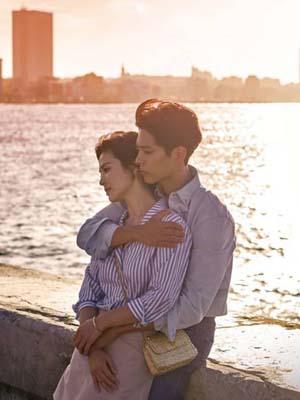 krr1765 : ซีรีย์เกาหลี Encounter หัวใจพบรัก (พากย์ไทย) DVD 4 แผ่น