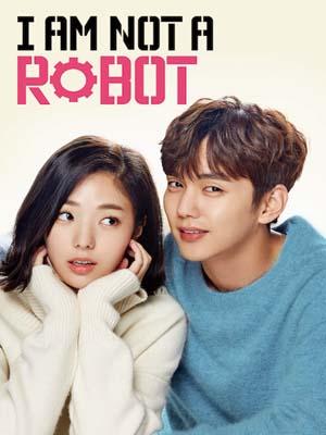krr1767 : ซีรีย์เกาหลี I Am Not a Robot รักนี้หัวใจไม่โรบอต (พากย์ไทย) DVD 4 แผ่น