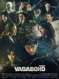 Krr1845 : ซีรีย์เกาหลี VAGABOND เจาะแผนลับเครือข่ายนรก (พากย์ไทย) DVD 4 แผ่น