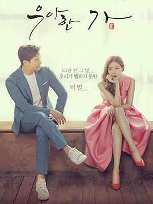 Krr1879 : ซีรีย์เกาหลี Graceful Family สืบซ่อนแค้น (พากย์ไทย) DVD 4 แผ่น