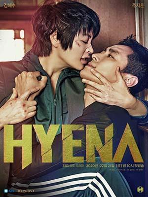 Krr1887 : ซีรีย์เกาหลี Hyena เกมกฎหมาย (ซับไทย) DVD 4 แผ่น