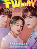 krr1951 : ซีรีย์เกาหลี Twenty-Twenty (ซับไทย) DVD 3 แผ่น