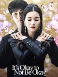 krr2008 : ซีรีย์เกาหลี It's Okay to Not Be Okay เรื่องหัวใจ ไม่ไหวอย่าฝืน (พากย์ไทย) DVD 4 แผ่น