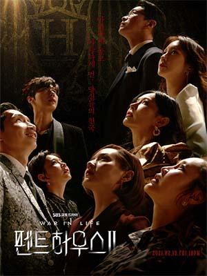 krr2031 : ซีรีย์เกาหลี The Penthouse 2: War in Life เกมแค้นระฟ้า 2 (2021) (พากย์ไทย) DVD 4 แผ่น
