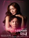 krr2034 : ซีรีย์เกาหลี My Dangerous Wife ปริศนารักซ้อนเร้น (2020) (พากย์ไทย) DVD 4 แผ่น