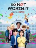 krr2045 : ซีรีย์เกาหลี So Not Worth It วัยใส ๆ หัวใจสุดเปิ่น (2021) (พากย์ไทย) DVD 2 แผ่น