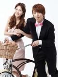 OT118 : We Got Married YongSeo(SNSD)+Jung Yong Hwa (ซับไทย) DVD 4 แผ่น
