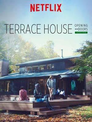 TV314 : Terrace House: Opening New Doors Season 1 DVD 2 แผ่น