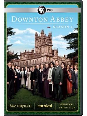se1646 : ซีรีย์ฝรั่ง Downton Abbey Season 4 (พากย์ไทย) 2 แผ่น