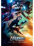 se1648 : ซีรีย์ฝรั่ง DC's Legends of Tomorrow Season 1 รวมพลคนเหนือมนุษย์ ปี 1 (พากย์ไทย) 4 แผ่น