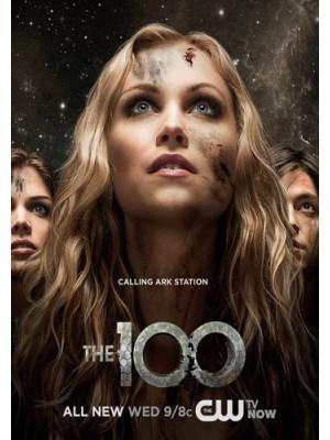 se1651 : ซีรีย์ฝรั่ง The 100 Season 3 / 100 ชีวิต กู้วิกฤตจักรวาล ปี 3 [พากย์ไทย] 4 แผ่น