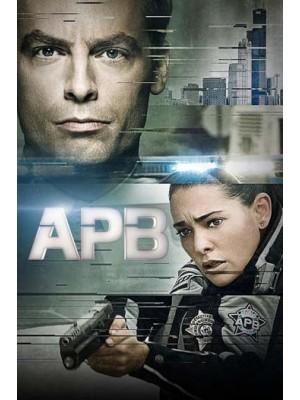 se1655 : ซีรีย์ฝรั่ง APB Season 1 ตำรวจไฮเทคเขต 13 ปี 1 [พากย์ไทย] 3 แผ่น