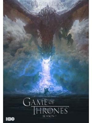 se1659 : ซีรีย์ฝรั่ง Game Of Thrones Season 7 [พากย์ไทย/ซับไทย] 3 แผ่น