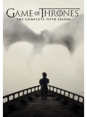 se1663 : ซีรีย์ฝรั่ง Game of Thrones Season 5 มหาศึกชิงบัลลังก์ ปี 5 [พากย์ไทย] 5 แผ่นจบ