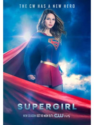 se1664 : ซีรีย์ฝรั่ง Supergirl Season 2 สาวน้อยจอมพลัง ปี 2 [พากย์ไทย] 5 แผ่น