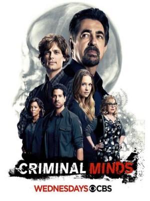 se1665 : ซีรีย์ฝรั่ง Criminal Minds Season 12 ทีมแกร่งเด็ดขั้วอาชญากรรม ปี 12 [พากย์ไทย] 5 แผ่น