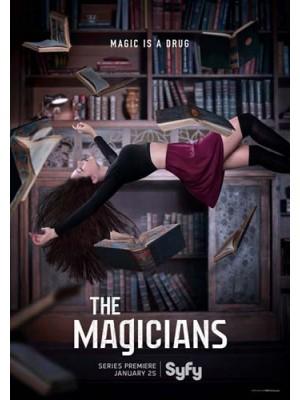 se1669 : ซีรีย์ฝรั่ง The Magicians Season 1 มหาลัยไสยเวท ปี 1 [พากย์ไทย] 3 แผ่น