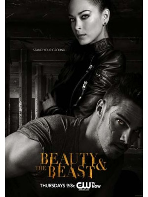 se1670 : ซีรีย์ฝรั่ง Beauty And The Beast Season 2 ปริศนารัก เทพบุตรอสูร ปี 2 [พากย์ไทย] 4 แผ่น