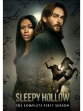 se1673 : ซีรีย์ฝรั่ง Sleepy Hollow Season 1 ผีหัวขาดล่าหัวคน ปี 1 [พากย์ไทย] 3 แผ่น