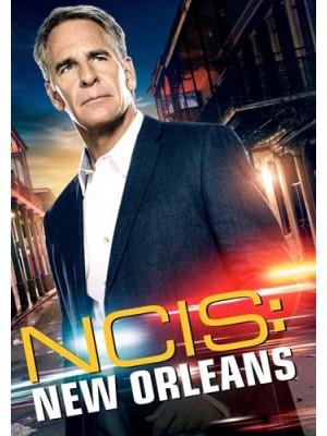 se1675 : ซีรีย์ฝรั่ง NCIS: New Orleans Season 3 เอ็นซีไอเอส นิวออร์ลีนส์ ปี 3 [พากย์ไทย] 5 แผ่น