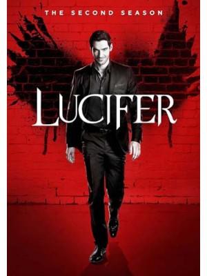 se1677 : ซีรีย์ฝรั่ง Lucifer Season 2 [ซับไทย] DVD 4 แผ่น