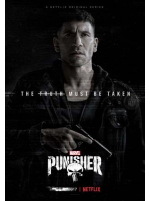 se1678 : ซีรีย์ฝรั่ง Marvel s The Punisher Season 1 [ซับไทย] DVD 3 แผ่น