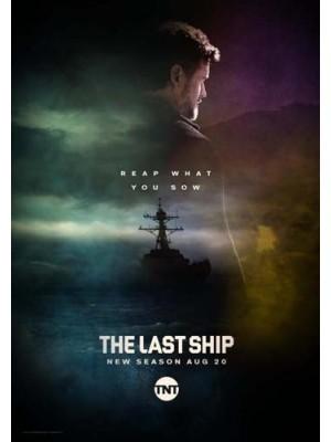 se1681 : ซีรีย์ฝรั่ง The Last Ship Season 4 [ซับไทย] DVD 3 แผ่น