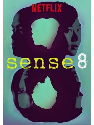 se1685 : ซีรีย์ฝรั่ง Sense8 Season 1 [ซับไทย] DVD 3 แผ่น