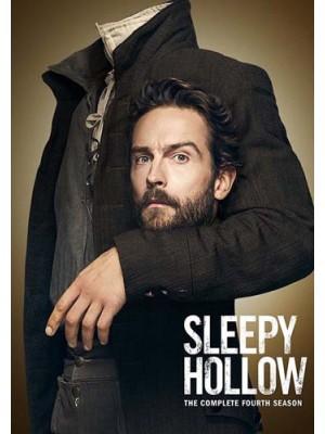 se1691 : ซีรีย์ฝรั่ง Sleepy Hollow Season 4 ผีหัวขาดล่าหัวคน ปี 4 [พากย์ไทย] DVD 4 แผ่น