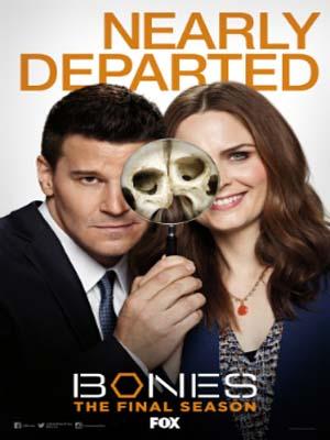 se1695 : ซีรีย์ฝรั่ง Bones Season 12 พลิกซากปมมรณะ ปี 12 [พากย์ไทย] 3 แผ่นจบ