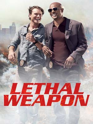se1700 : ซีรีย์ฝรั่ง Lethal Weapon Season 1 คู่มหากาฬ ซ่าส์สะท้านเมือง ปี 1 (พากย์ไทย) 4 แผ่น