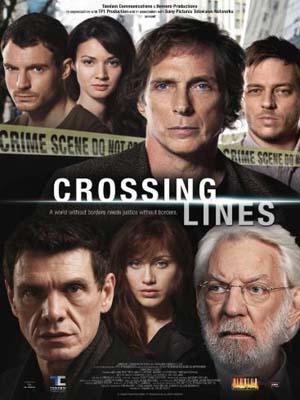 se1701 : ซีรีย์ฝรั่ง Crossing Lines Season 3 ทีมพิฆาตวินาศกรรมข้ามพรมแดนปี 3 (พากย์ไทย) 3 แผ่น