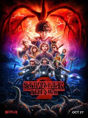 se1703 : ซีรีย์ฝรั่ง Stranger Things Season 2 (ซับไทย) DVD 2 แผ่น
