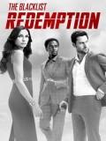 se1704 : ซีรีย์ฝรั่ง The Blacklist Redemption Season 1 (พากย์ไทย) DVD 2 แผ่น