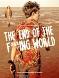 se1708 : ซีรีย์ฝรั่ง The End Of The Fucking World Season 1 (ซับไทย) DVD 1 แผ่น